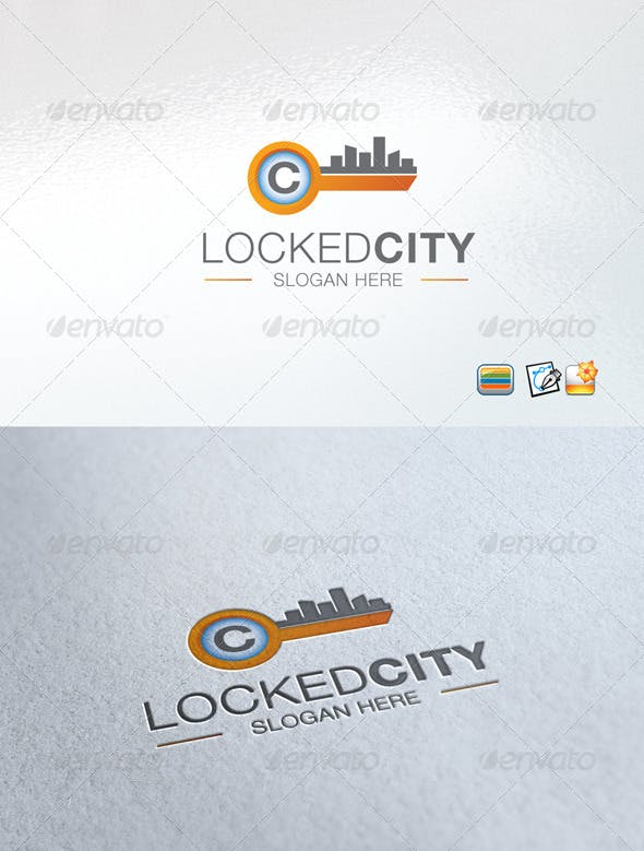 Дизайн логотипа Аренда квартир для визитки