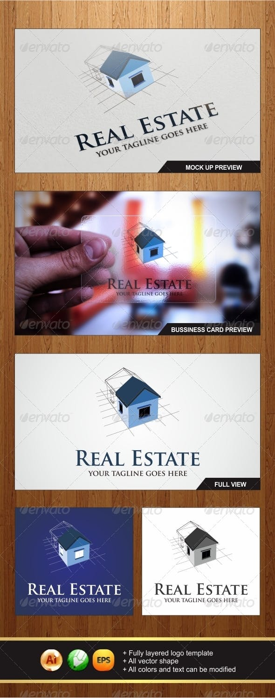 Дизайн логотипа Архитекторcкого бюро для визитки